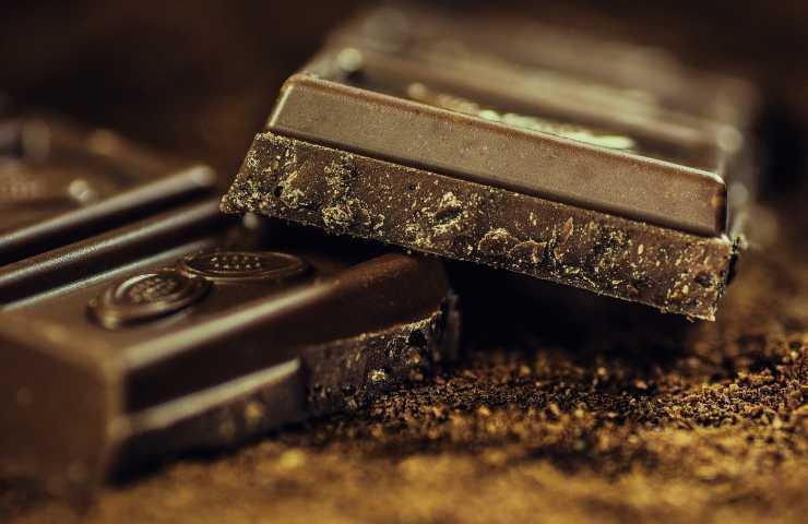 Cioccolato fondente perché mangiarlo