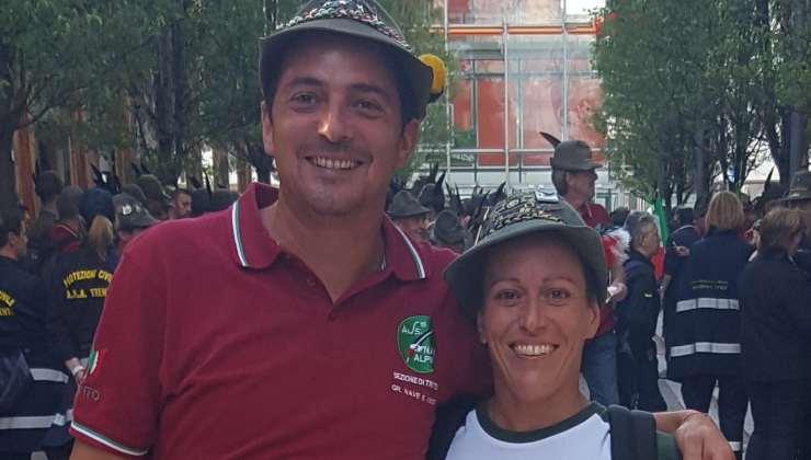 Femminicidio Cortesano, Deborah Saltori e Lorenzo Cattoni nel 2018