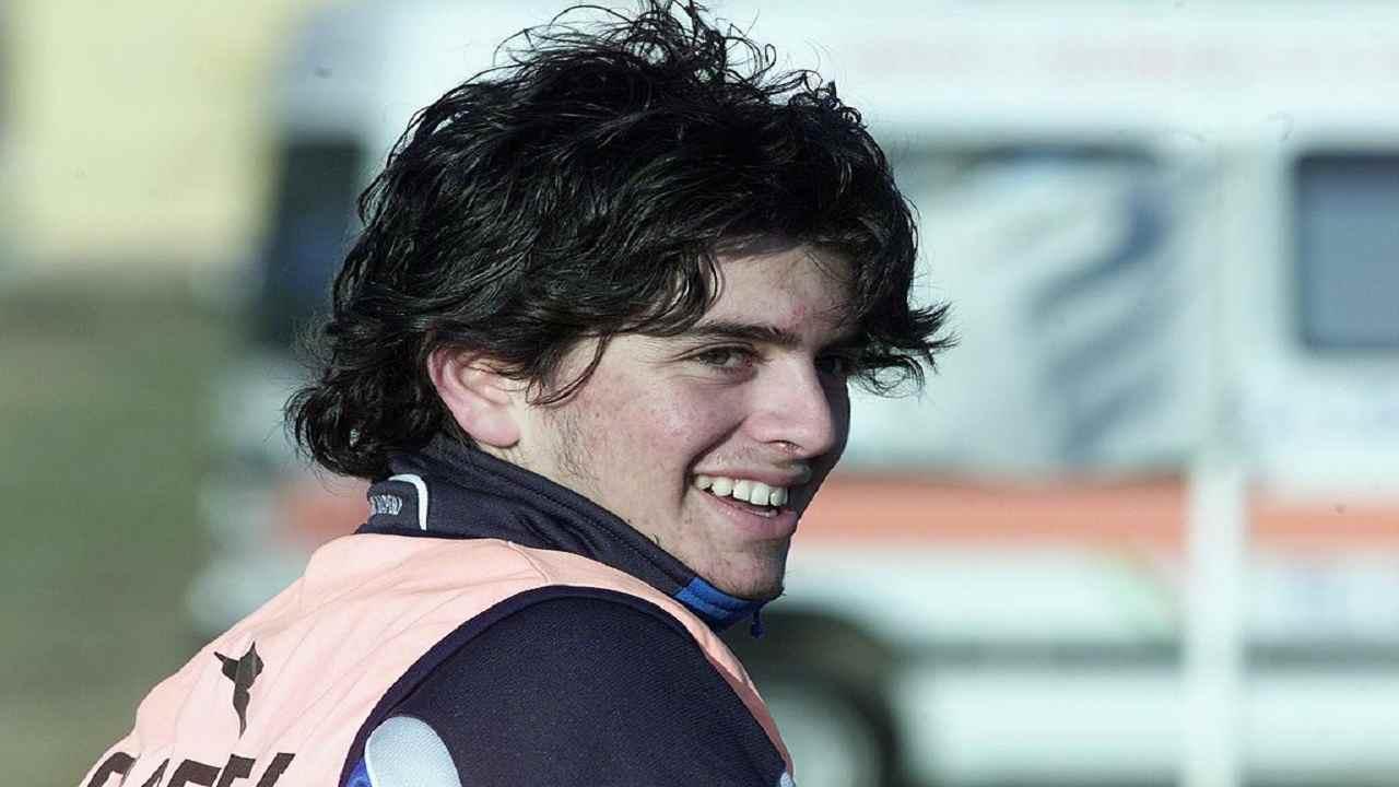 Diego Armando Maradona Junior Inter-Juventus aneddoto
