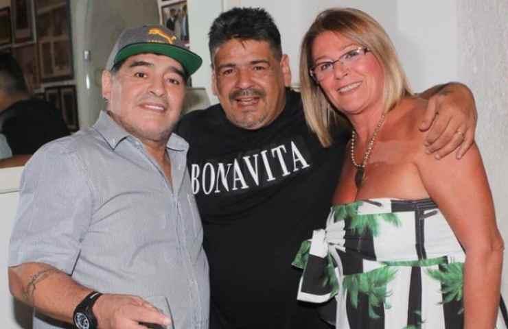 Diego Hugo Maradona Instagram