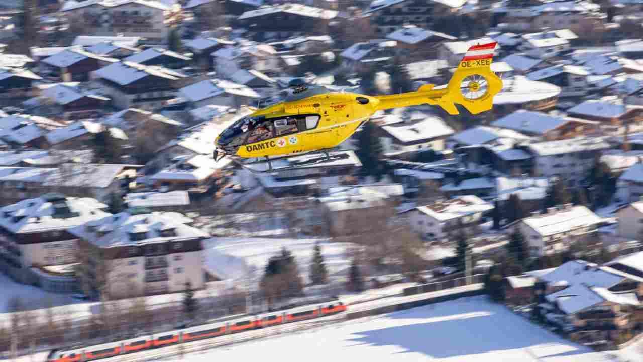 Svizzera crolla igloo costruito padre muore bambino
