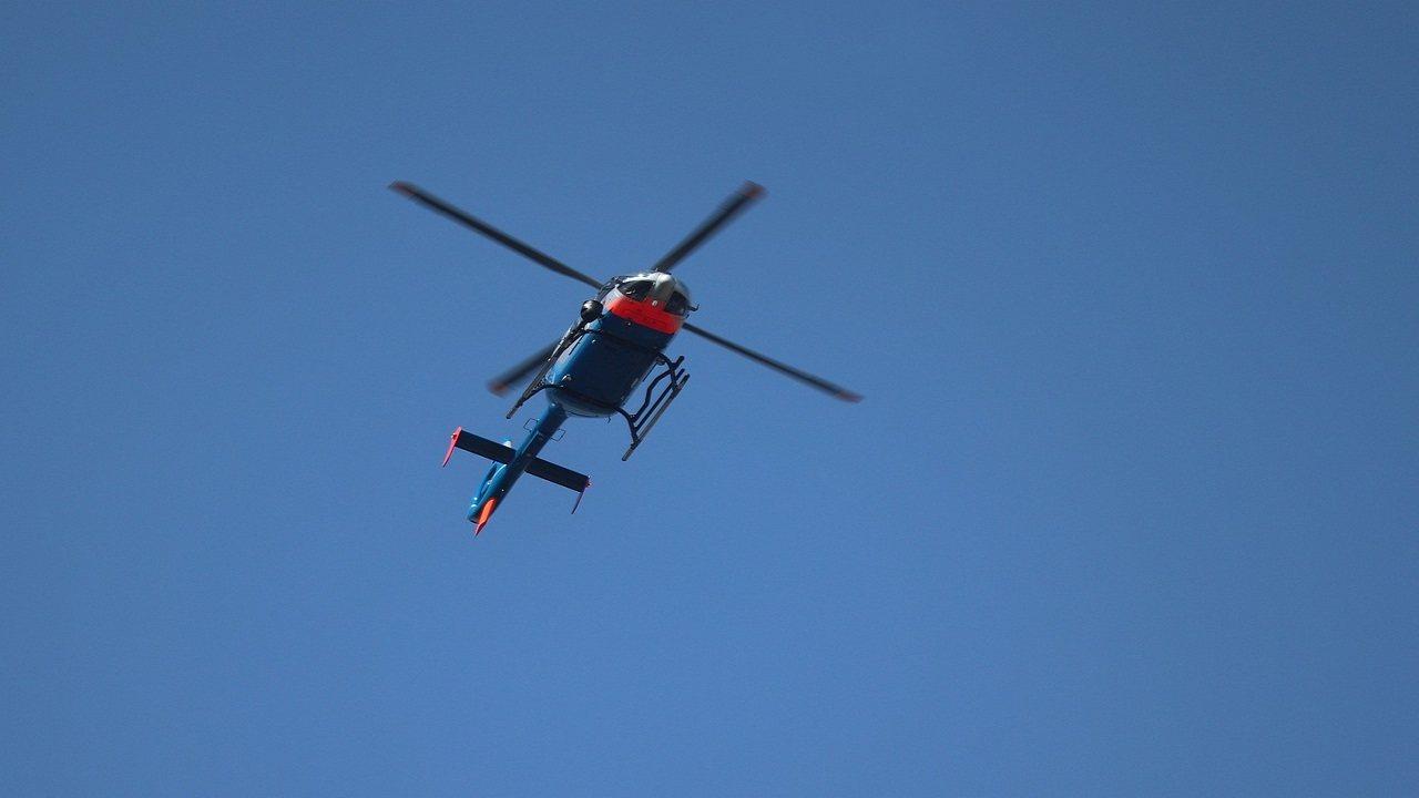 Caserta precipita elicottero muore una donna