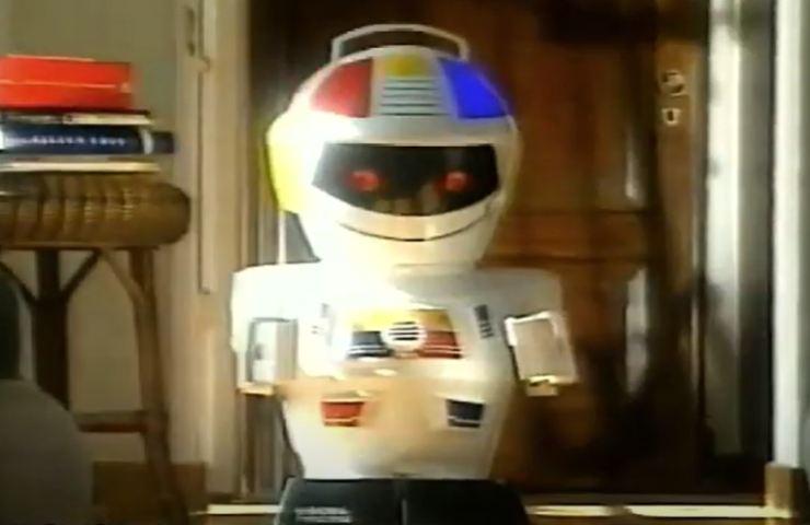 Spot robot Emiglio 1995