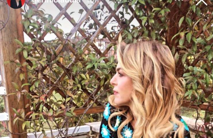 Claudia Gerini foto