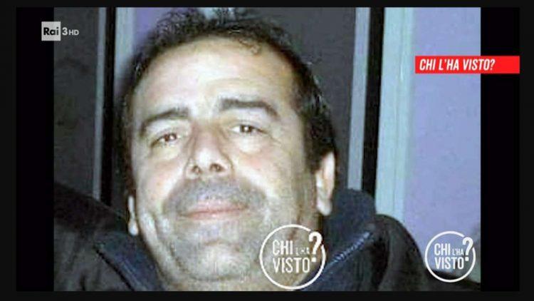 Filippo Incarbone a Chi l'ha visto - screenshot