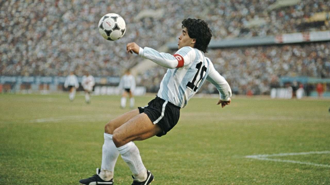 Ultimo video di Maradona