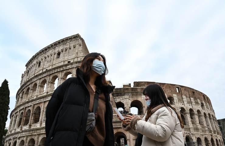 Italia regioni a rischio