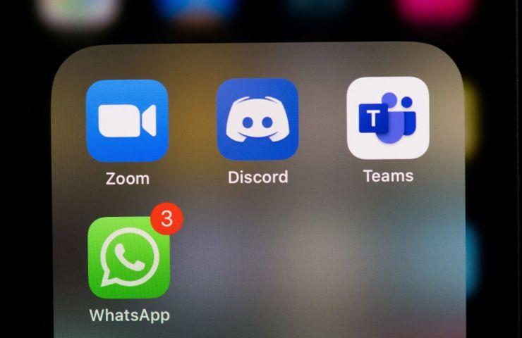 WhatsApp farlocco