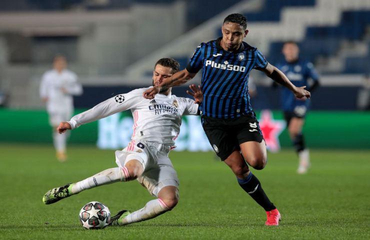 atalanta real madrid champions