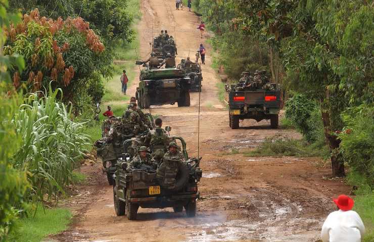 ribelli hutu ruandesi