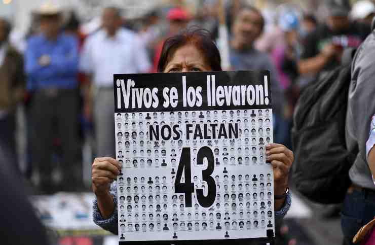 strage di Ayotzinapa
