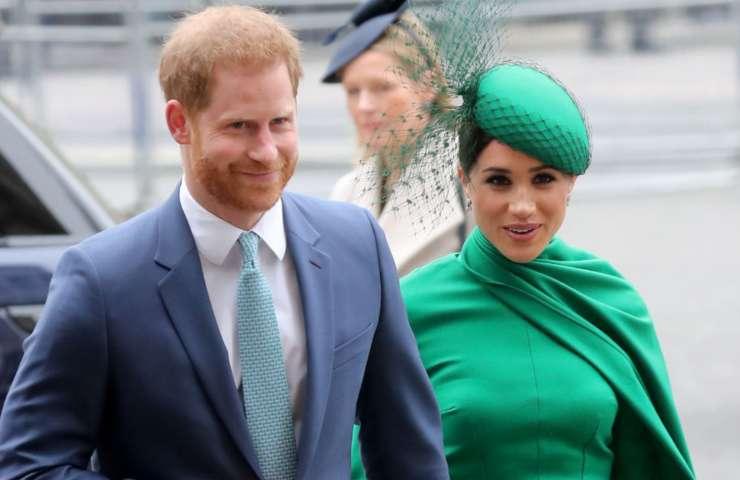 Meghan Markle unico membro famiglia reale rapporti