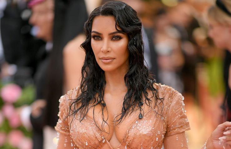 Kim Kardashian foto Instagram