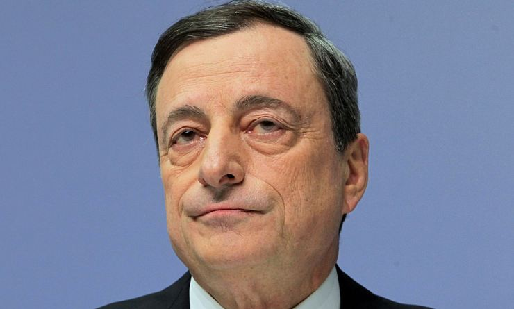 Mario Draghi - BCE - Getty Images