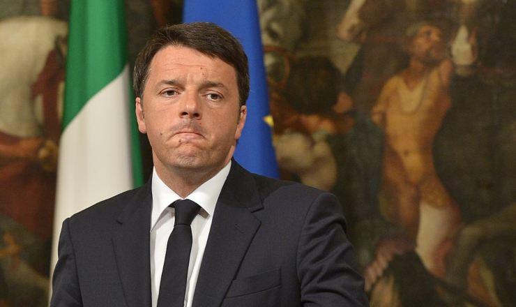 Matteo Renzi - Getty Images