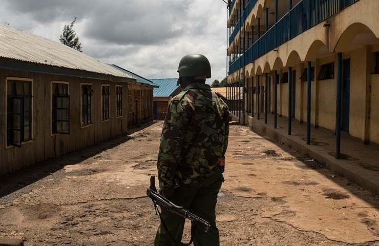 Polizia Kenya