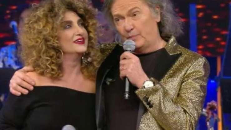 Red Canzian e la rivelazione del flirt con la cantante Marcella Bella
