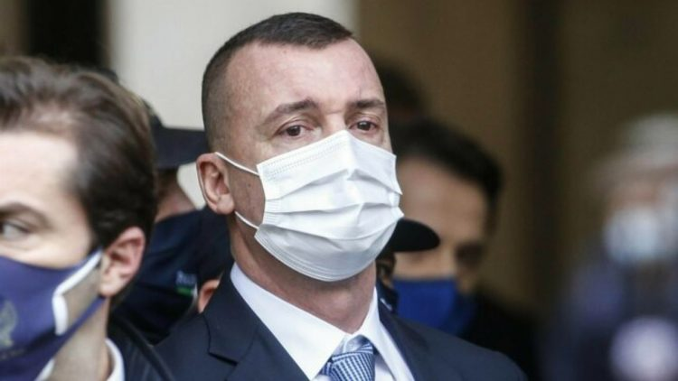 Rocco Casalino in lacrime - Getty Images