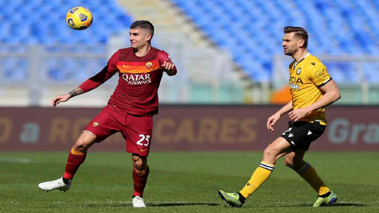 Roma-Udinese tabellino pagelle