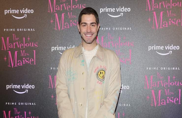 Tommaso Zorzi giacca primavera 2021