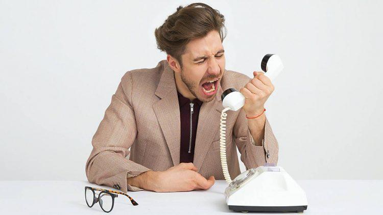 Truffe al telefono
