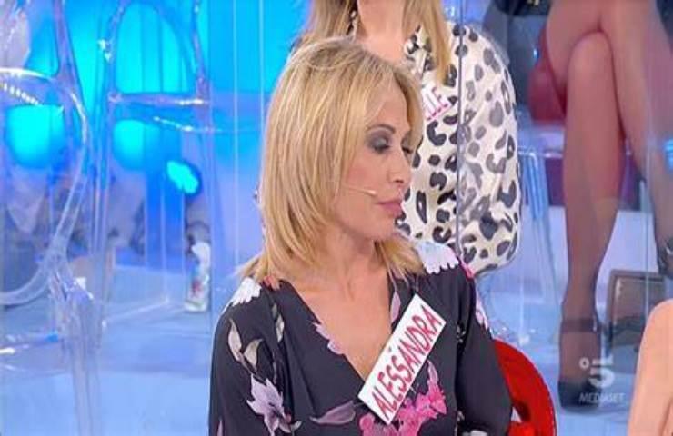 Alessandra dà un ultimatum a Giancarlo