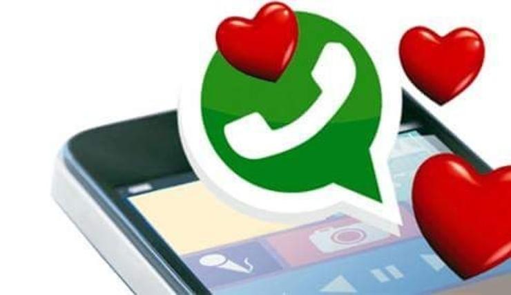 Whatsapp San Valentino