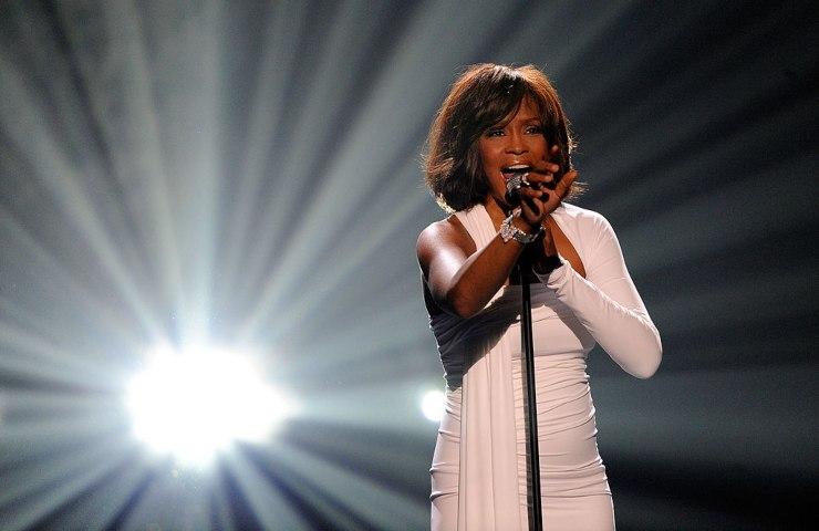 Whitney Houston anniversario morte