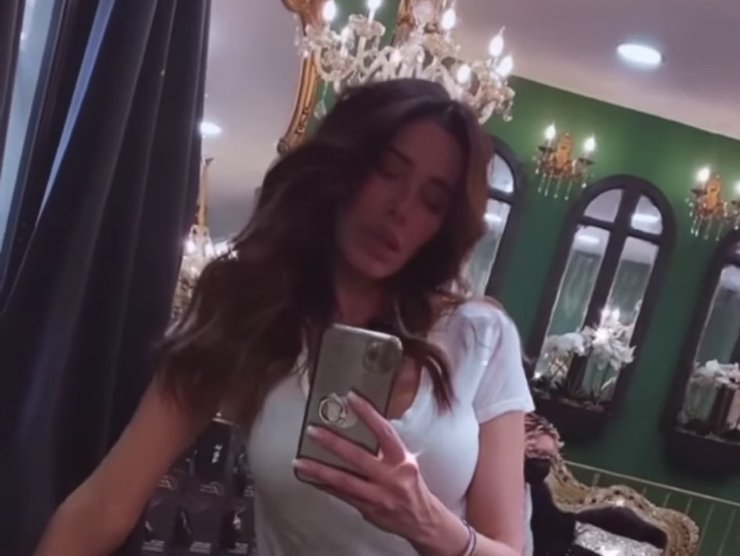 Aida Yespica bellezza