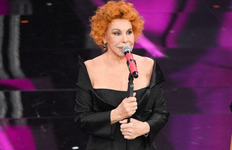 Ornella Vanoni ospite Sanremo