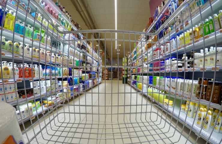 Prezzi bassi supermercato