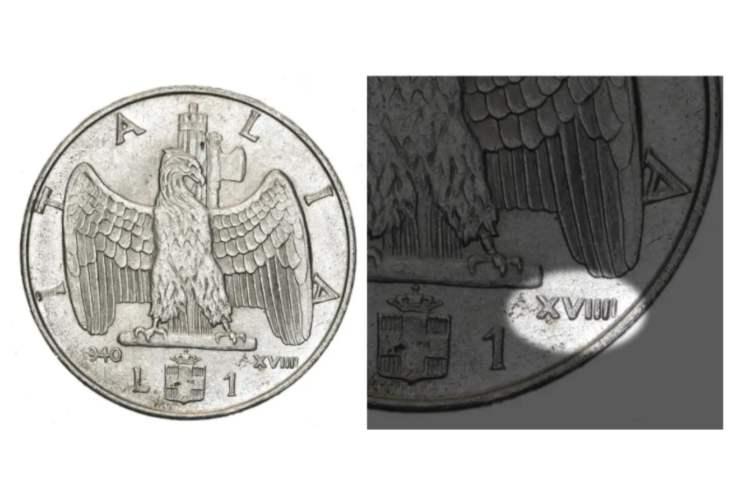 Monete rare 1940 valore collezionisti