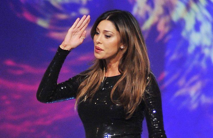 Belen Rodriguez Luciana balletto