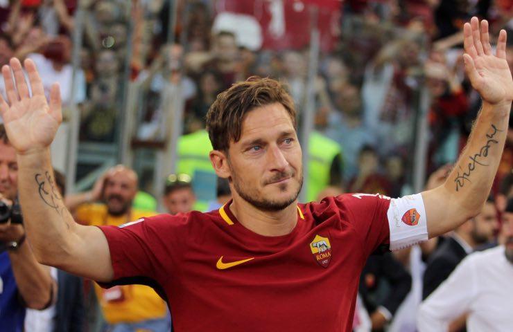 Francesco Totti speravo morì prima