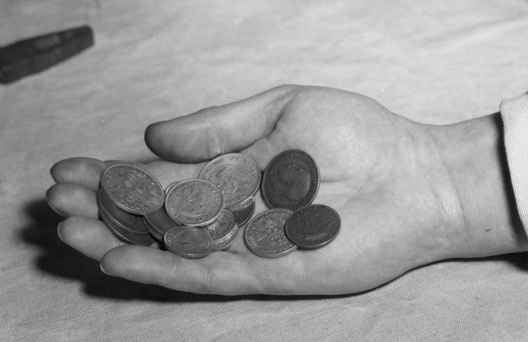 monete antiche guadagnare fortuna