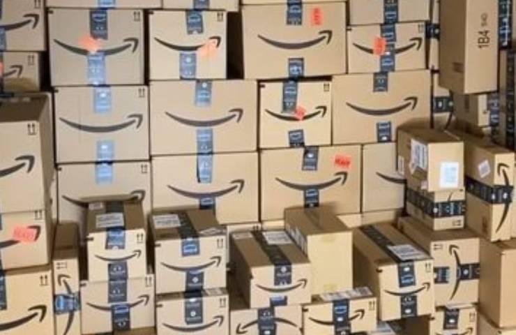 Amazon: sciopero in Italia della logistica
