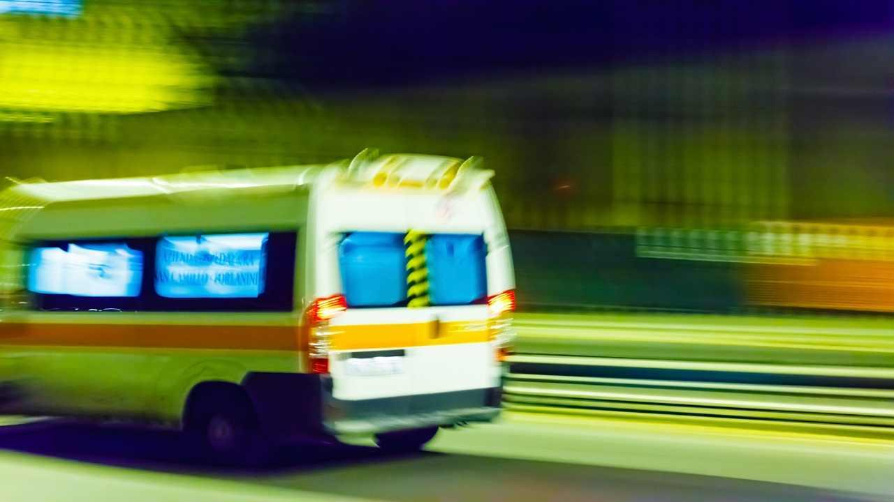Messina auto viadotto morta maestra