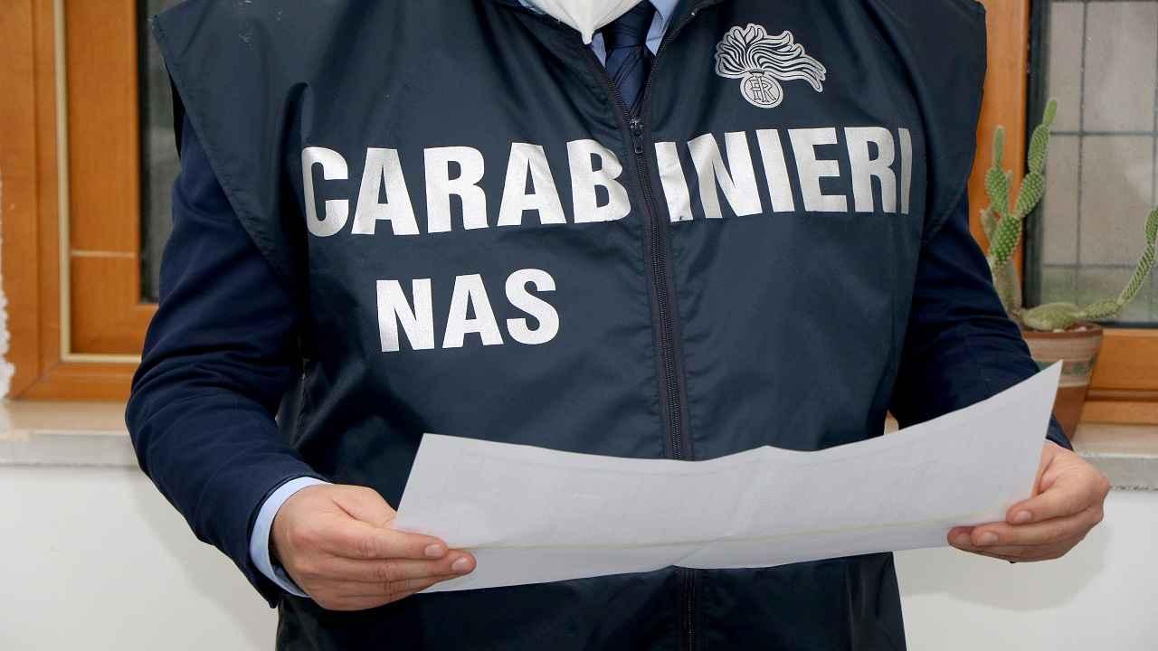 Obitori Italia Carabinieri Nas