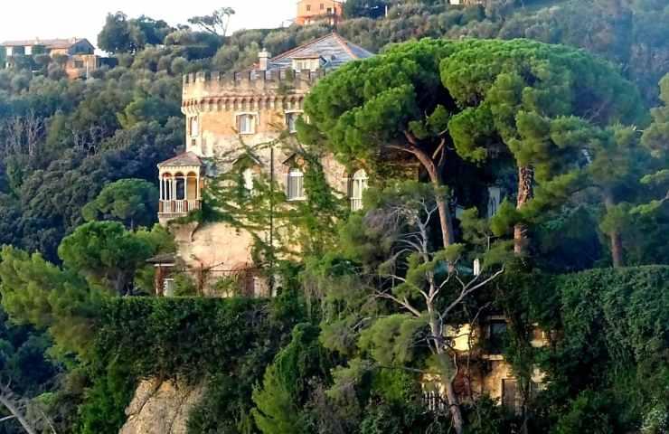 Toffanin Pier Silvio, il loro castello