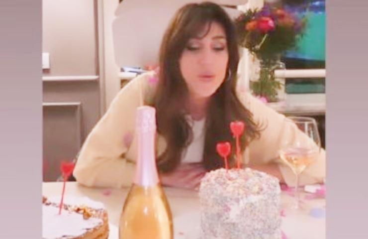 Belen e Cecilia Rodriguez polemica compleanno