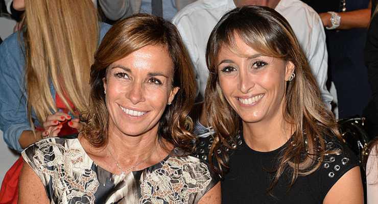 Cristina e Benedetta Parodi due schianti