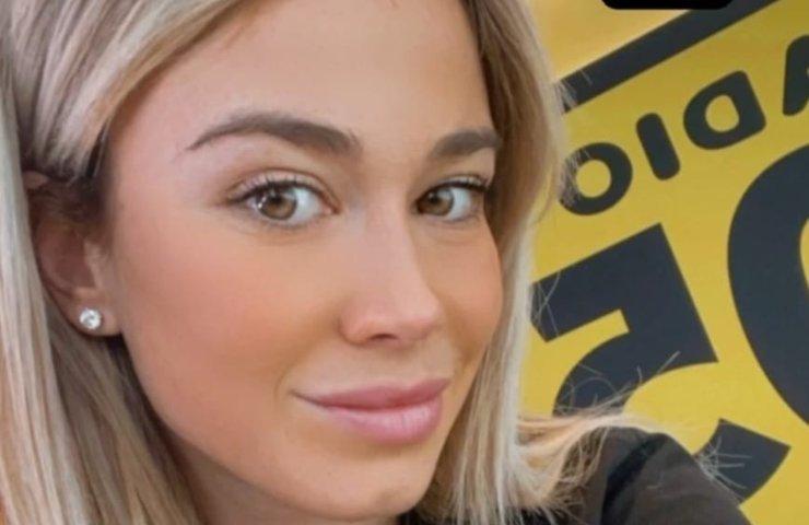 Diletta Leotta: il selfie da perder la testa