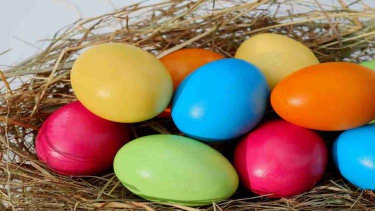 spunti per fare lavoretti per Pasqua