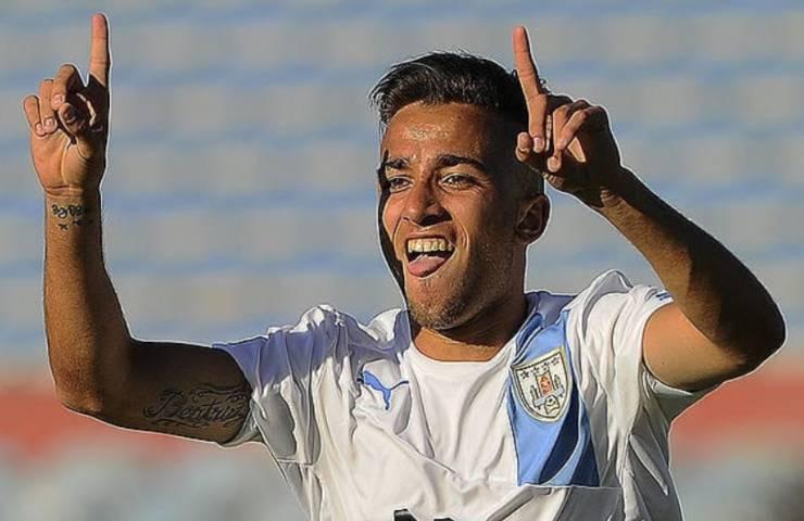 Ritrovato il corpo senza vita dell'attaccante uruguaiano Franco Acosta
