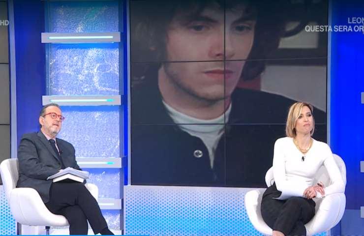 Uno Mattina Alessandro Sperduti intervista Leonardo