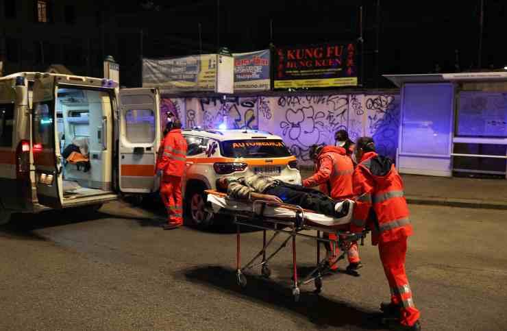 ambulanza italiana