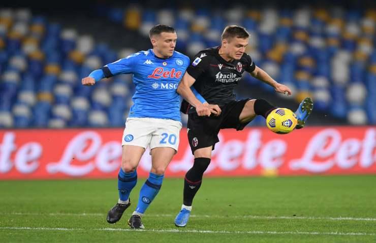 Napoli Bologna Serie A