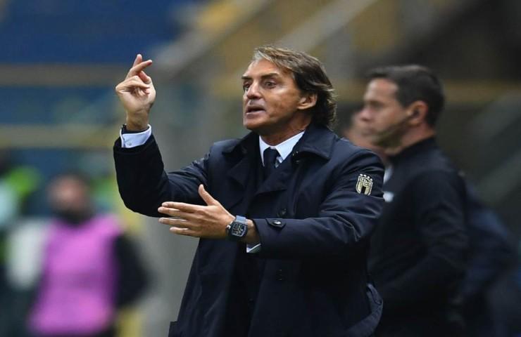 Roberto Mancini italia irlanda
