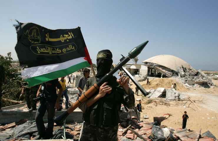 gruppo jihadista