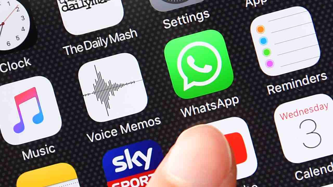 whatsapp instagram bloccati
